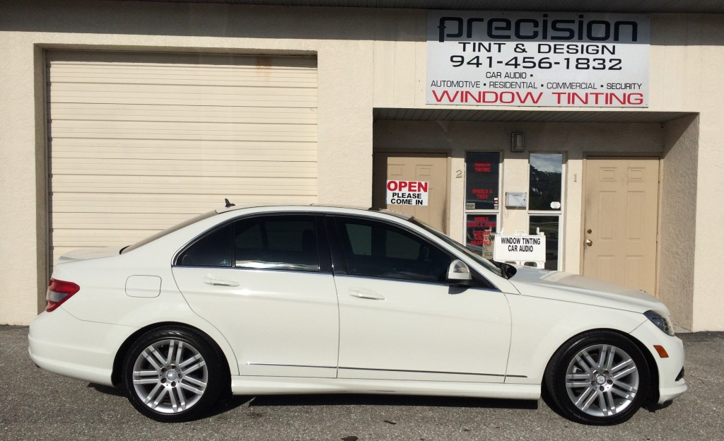 Automotive Window Tinting In Charlotte County Precision